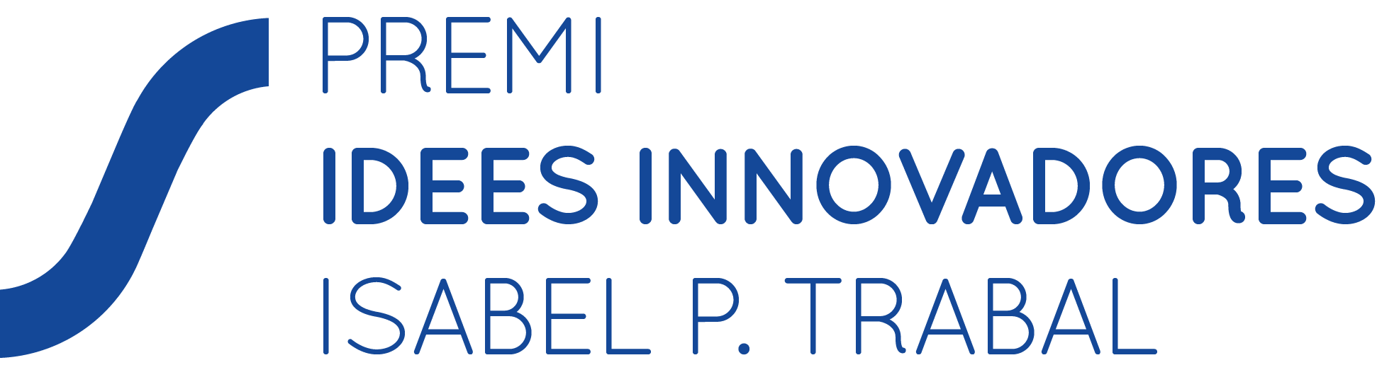 logo premi iders innovadores Isabel P. Trabal