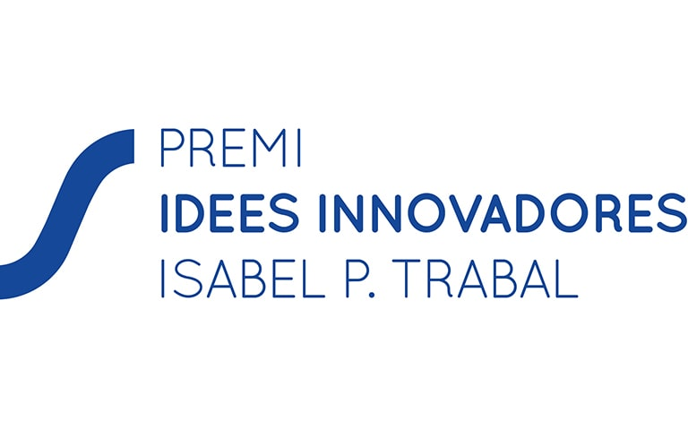 Logo premi idees innovadores Isabel P.Trabal