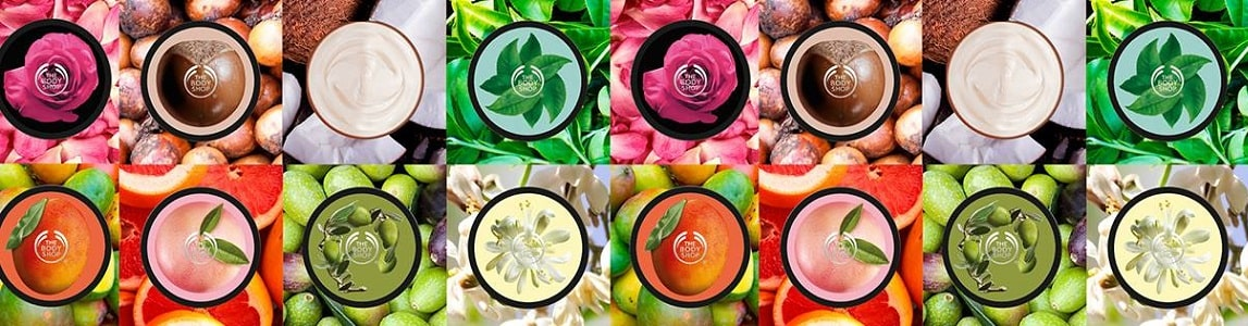 banner The Body Shop